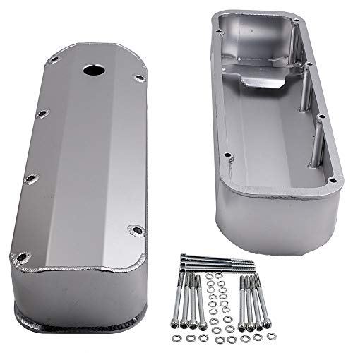 Aluminum Valve Covers for Ford V8 BBF 429 460 Engines Big Block 1968-Up