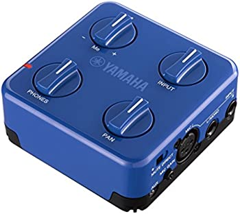 Yamaha SC-02 Session Cake Portable Mixer