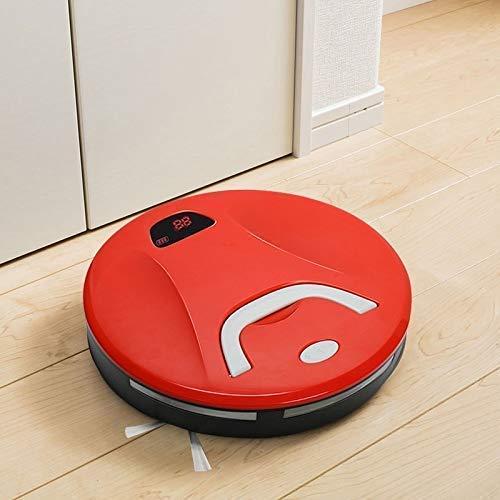 Xiaoyue Wenbinstyle FDRSW (B) Intelligente Haushalt Kehrmaschinen Reinigungsroboter (Grün) Rot (Farbe: blau) (Farbe: rot) lalay (Color : Red)