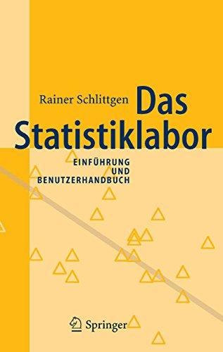 Das Statistiklabor: Einführung und Benutzerhandbuch
