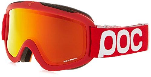 POC Skibrille Iris X, red, S, 40027