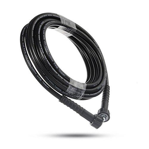 KUNSE 5/8/10M hogedrukreiniger slang M22 schroefdraad slang voor Whsher