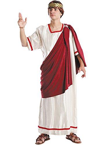 Disfraz senador romano. Talla 50/52.