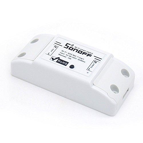 KKHMF 電源リモートスイッチ スマートで電源を制御 wifi コンセント APPでコントロール