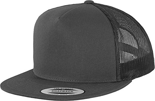 Flexfit Mütze Classic Trucker charcoal one size