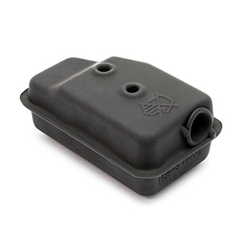 WilTec Onderdelen uitlaat 1.8kW (2.4Hp) 4-takt Lifan benzine motor waterpomp 50ZB20-1.4Q