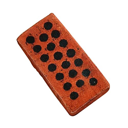 Toyvian Simulation Foam Bricks Stress Relief Toys und Nickerchen Kissen für Kinder, Jugendliche und Erwachsene