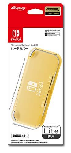 【任天堂ライセンス商品】Nintendo Switch Lite専用ハードカバー クリア