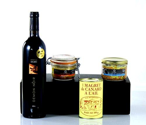 jemangefrancais.com Panier Gourmand, Coffret Cadeau gastronomique Autour du Canard