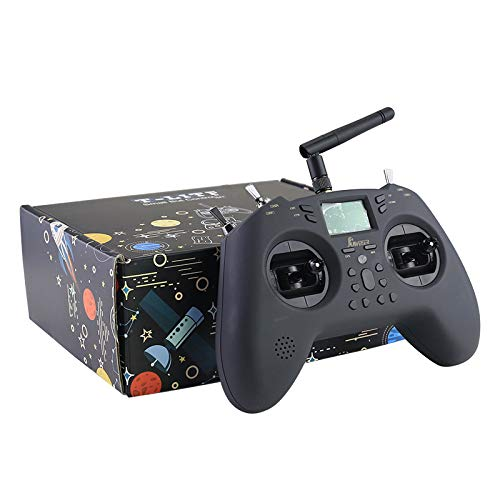 Jumper-XYZ T-Lite 16 Channels Hall Sensor Gimbals JP4IN1 Multi-Protocol RF System OpenTX Transmitter Remote Control Support Jumper 915 R900/CRSF Nano for RC Drone (Mode 2 Left Hand Throttle)