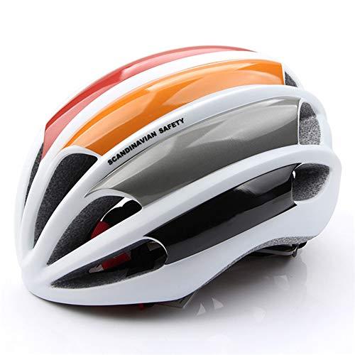 Casco Bicicleta Yuan Ou Casco de Bicicleta de Carreras de triatlón Eps...