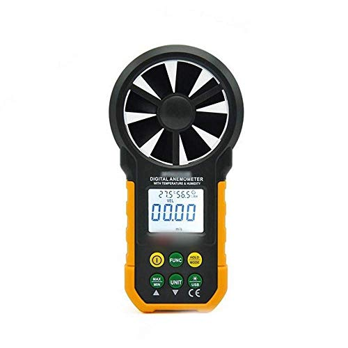 IMWANN ZXG Digital anemometer anemometer with temperature and humidity test wind speed wind meter