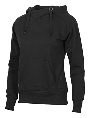 Reece Hockey Kapuzen Sweater Damen - black, Größe Reece:XS