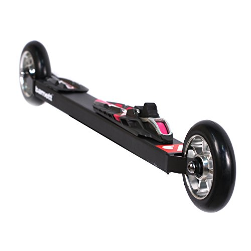 Barnett RSC de carbono Skating Esquí Roller Pro–Roll patinaje esquí 's para profesionales