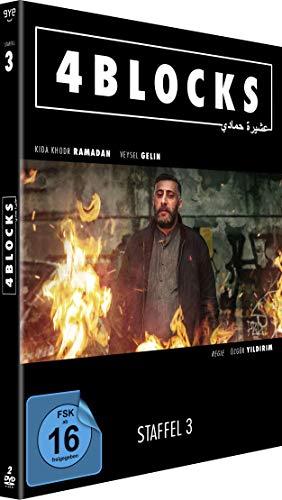 4 Blocks - Staffel 3 - [DVD]