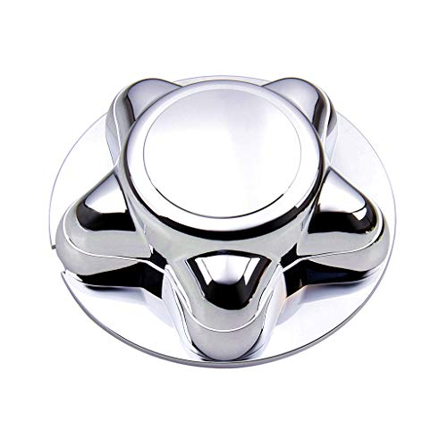 B4B BANG 4 BUCK 7' Center Cap with 5-Lug Steel Wheel Chrome for Ford 1997-2003 F150 F-150 97-02 Expedition