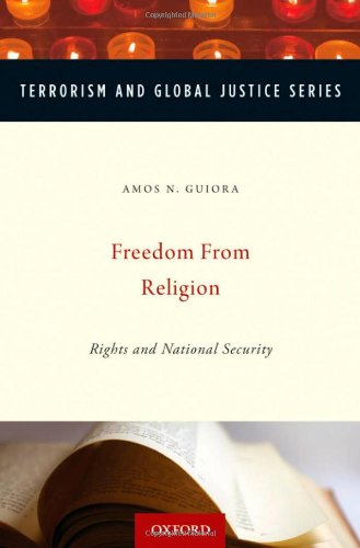 Download Freedom From Religion (TERRORISM DOC OF INT & LOCAL CONTROL 2ND) 