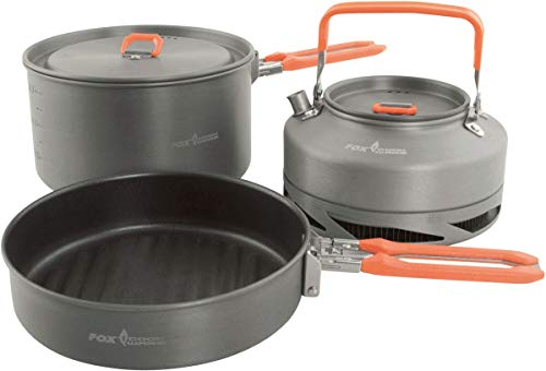 Fox Cookware Medium (3er Set) #CCW001