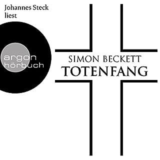 Totenfang     David Hunter 5              Autor:                                                                                                                                 Simon Beckett                               Sprecher:                                                                                                                                 Johannes Steck                      Spieldauer: 15 Std. und 47 Min.     6.874 Bewertungen     Gesamt 4,4