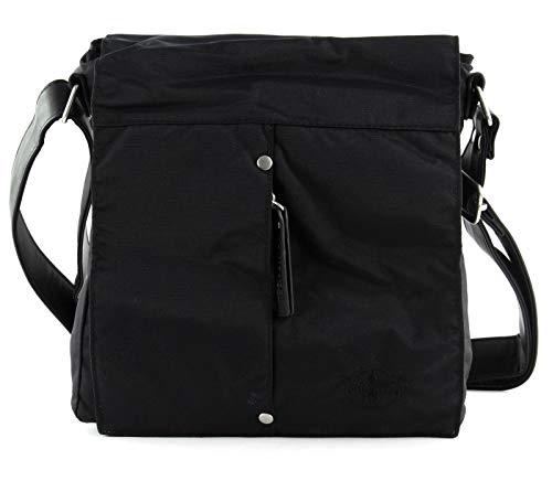 Chiemsee Micato Flapover Shoulderbag Black