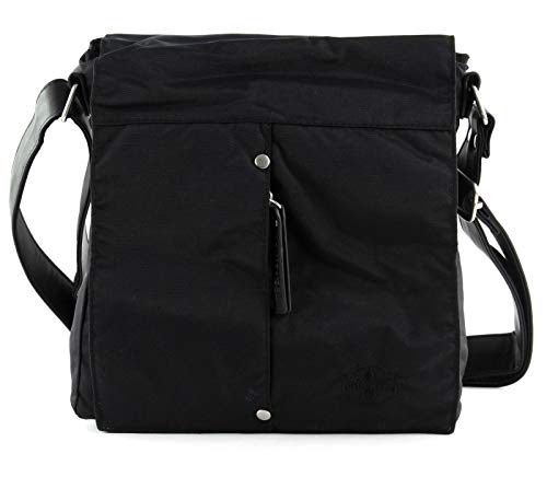 Chiemsee Micato Flapover Shoulderbag Black