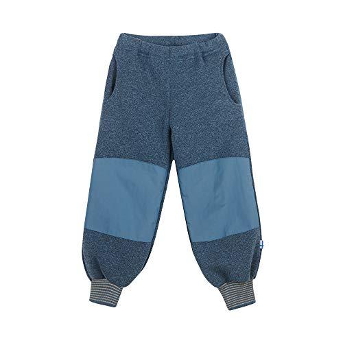 Finkid Retki Sport Blau, Kinder Hose, Größe 90-100 - Farbe Blue Mirage