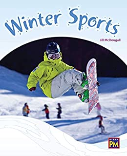 Winter Sports: Leveled Reader Gold Level 21 (Rigby PM Generations)