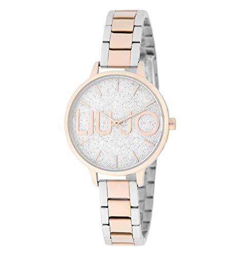 orologio solo tempo donna Liujo Couple Light classico cod. TLJ1789