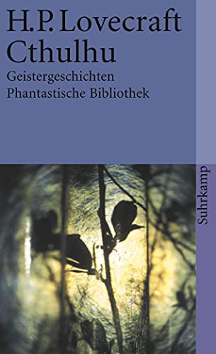 Suhrkamp Taschenbücher, Nr.29, Cthulhu, Geister... [German] 3518365290 Book Cover