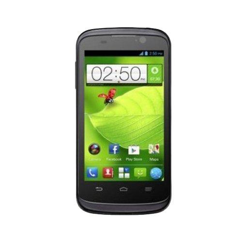 ZTE Blade C2 - Móvil libre de 4  (MSM 6527 Dual Core 1.2 GHz, 512 MB de RAM, 4 GB, Android 4.2 Jelly Bean) color negro