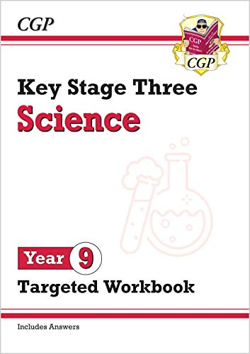 New KS3 Science Year 9 Targeted Workbook (with answers) (CGP KS3 Science)