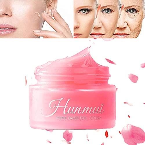 TBSIGKIAA Magical Perfecting Base Face Primer Under Foundation, Crème De Rétrécissement des Pores Hydratants pour Le Visage, Rides Anti-âge Apaisant Hydratant Et Resserrement des Pores (1PCS)