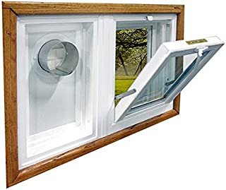 Dryer Vent and Hopper Window -30
