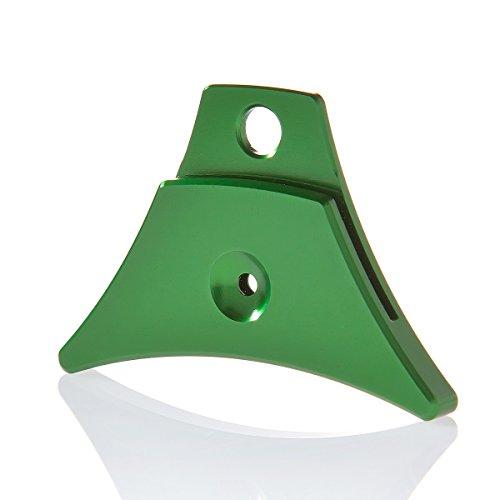 Logan Whistles - Silbato de Oveja A1, Color Verde