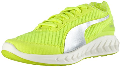 Puma amarillas Ignite Ultimate - Zapatillas de running Mujer, Amarillo brillante
