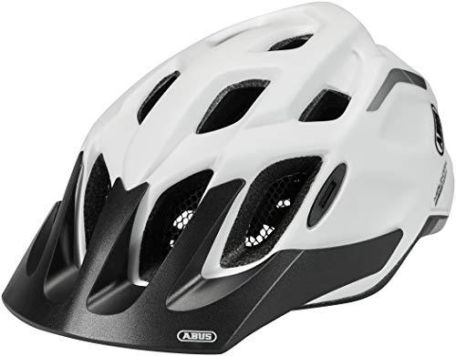 Abus 78175-9 Casco Bicicleta, Unisex Adulto, Negro (deep black), L (58-62 cm)