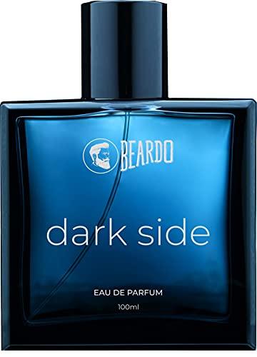 Beardo Dark Side Perfume For Men, 100 ml   EAU DE PARFUM   Premium Long Lasting Fragrance   Fresh & Woody