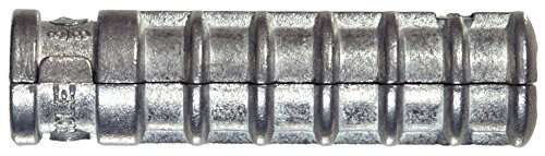 The Hillman Group 370192 Lag Shield Long, 3/8-Inch, 50-Pack