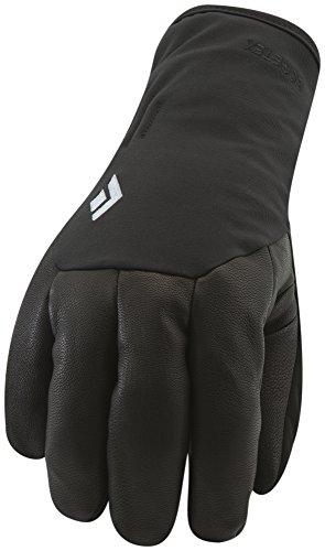 Black Diamond Rambla - Black - - Impermeabile Gore-Tex Winter Sport Guanto in Pelle