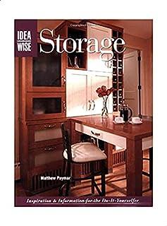Ideawise Storage By Matthew Paymar