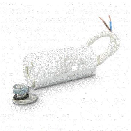 Condensatore permanente motore a terminale 9//µf