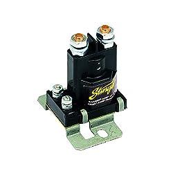 cheap Stinger SGP38 80-AMP Battery Isolator and Relay, Black