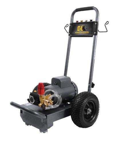 Affordable B E Pressure B153EC Electric Powered Pressure Washer, 1500 PSI, 3 GPM, 220V