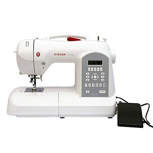 Singer Curvy 8770 - Máquina de coser (importado de Alemania)