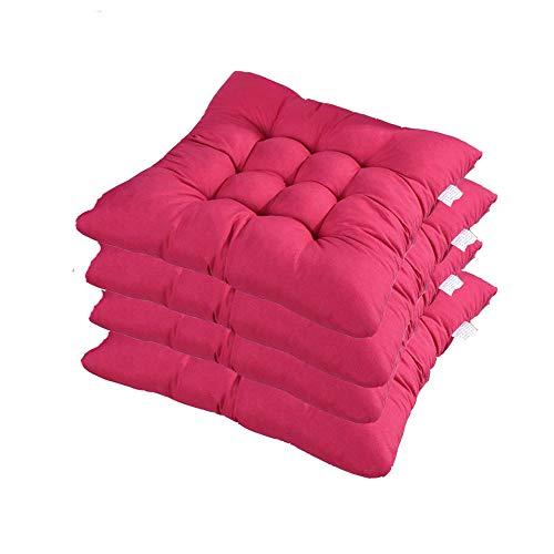 Ispessita Forma di Nido Sedia Appesa di Cotone Indietro con Cuscino Mini Divano per La Casa Giardino-s 60x50x58cm Chair cushion Cuscini per Sedie Amaca Uovo Appeso 24x20x23inch
