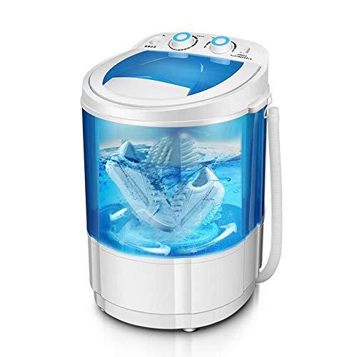 Shoes Washing Machine Mini Lavadora de Zapatos Rayos Azules Bacteriostática pequeña Lavadora portátil Lavadora y Secadora de Zapatos Mini Lavadora para Zapatos