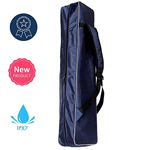ZBBY Fechtausrüstung Fechttasche 1680D Double Oxford Waterproof Sword Bag