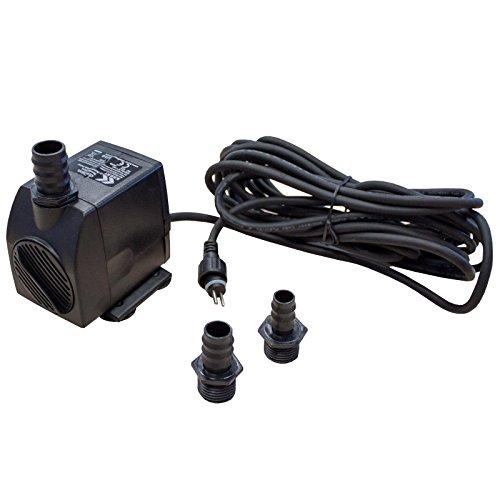 KEL1200LL Kerry Pumpe/Ergänzungspumpe / Ersatzpumpe 1200l/h Pumpe 12V AC Wechselstrom, Ohne Trafo, 21W