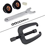 E-cowlboy Steering Support Bracket Puller & #HS5157#HS5167 Front Mount Hydraulic Steering Cylinder Seal Kit fits for Seastar Uflex, HC5341 HC5348 HC5358 HC5365 HC5375 HC5394 HC5445 HC6750 HC6755