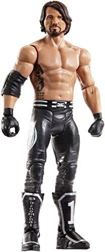 Mattel DXG00 Wwe Basis-Figur AJ Styles